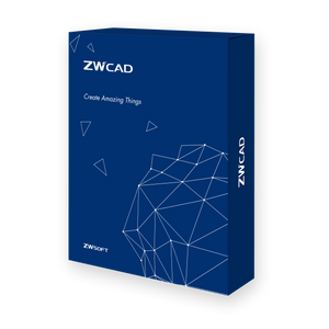 ZWCAD 2020 Standard with 3 Years Maintenance Subscription - NETWORK - ACA Pacific Technology (S) Pte Ltd