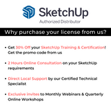 SketchUp Pro Bundle (Annual Subscription)