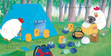 Load image into Gallery viewer, Little Chicks Go Camping • 小雞去露營