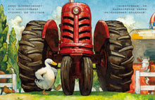 Load image into Gallery viewer, Duck on a Tractor • 鴨子開拖拉機