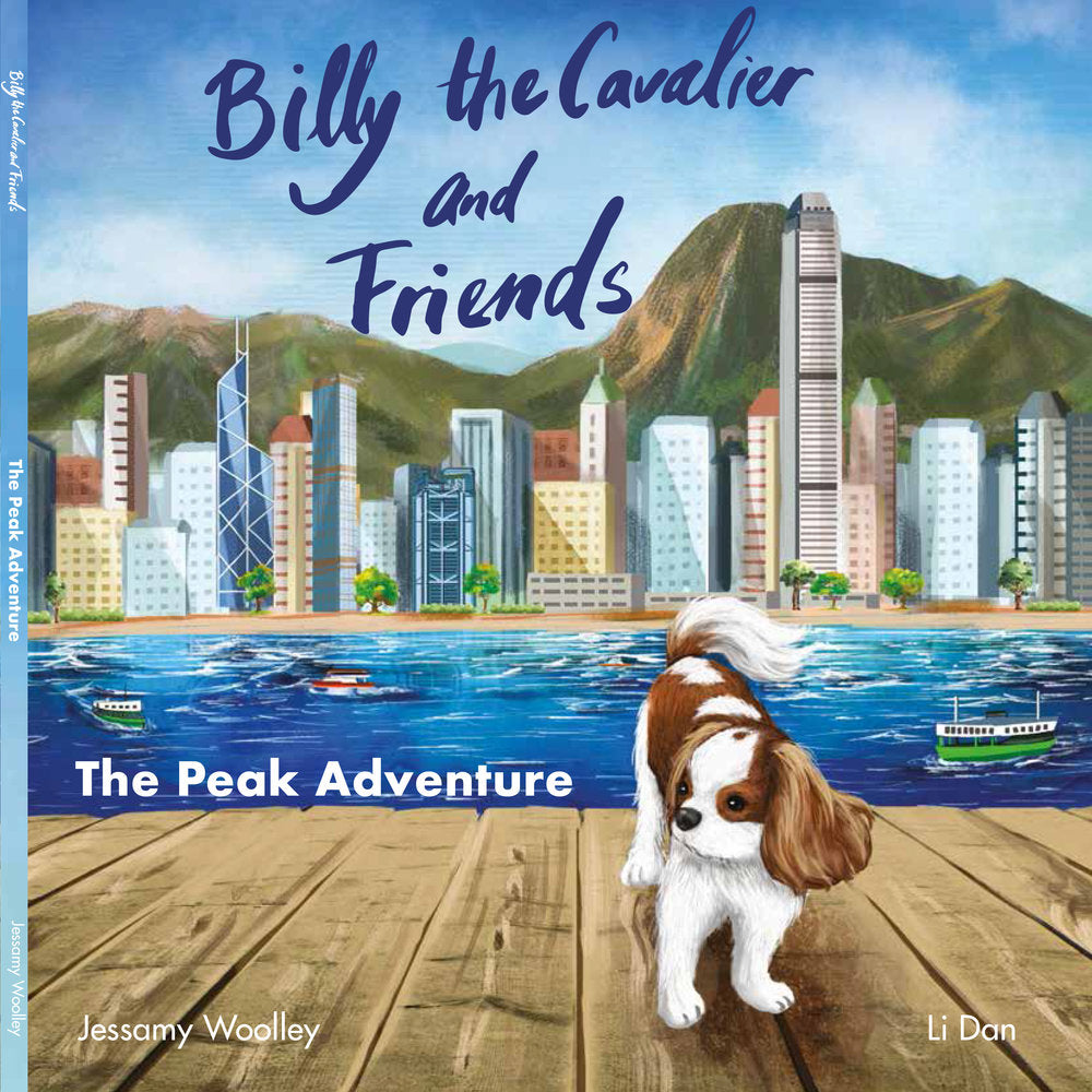 The Peak Adventure Billy the Cavalier and Friends (English)