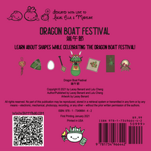 Load image into Gallery viewer, Bitty Bao: Dragon Boat Festival Board Book