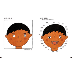 Illustrated Book of Languages 1: All Kinds of Names •  語言圖鑑1:各式各樣的名字