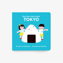 Load image into Gallery viewer, TOKYO - Big Cities Little Foodies series (English)