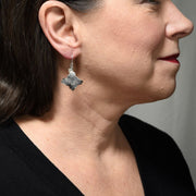 Earrings E375 Celtic Butterfly