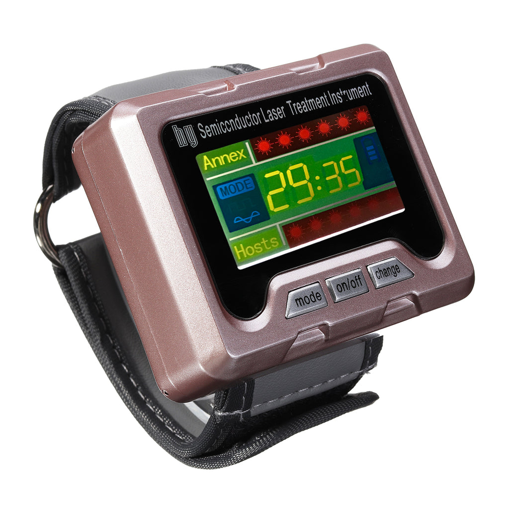 High Blood Pressure Watch Monitor