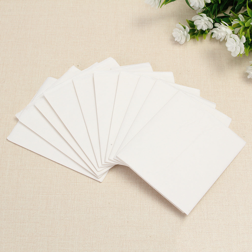 10pcs Toilet Seat Biodegradable & Disposable Sanitary Paper Covers