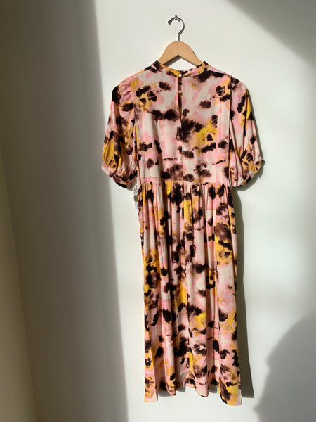 Ichi Multi-Colour Dress