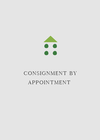 Consignment Appointment