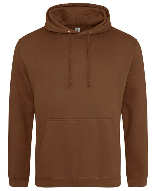 AWDis Caramel Toffee Adults Hoodie - UNISEX - JH001