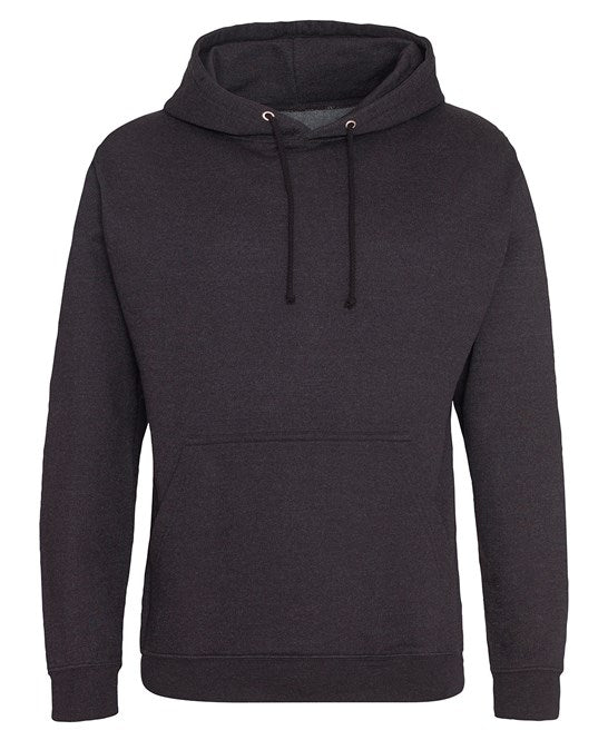 AWDis Black Smoke Adults Hoodie - UNISEX - JH001
