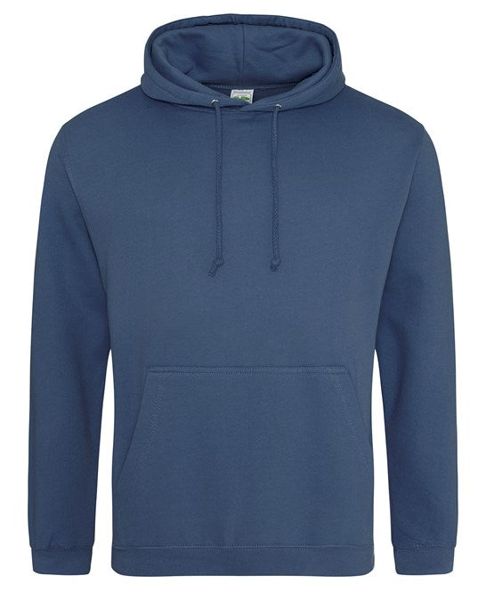 AWDis Airforce Blue Adults Hoodie - UNISEX - JH001