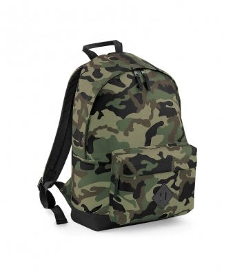 Bagbase Camo Backpack - BG175