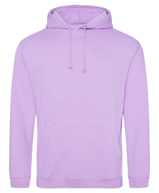 AWDis Lavender Adults Hoodie - UNISEX - JH001