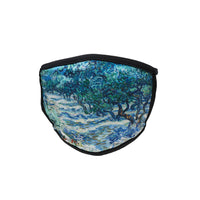 Nelson Collection Olive Trees Face Mask