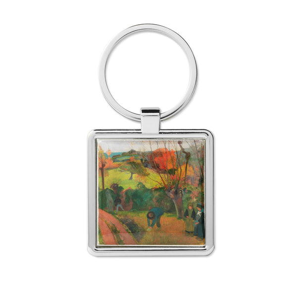 Autumn In Brittany Keychain
