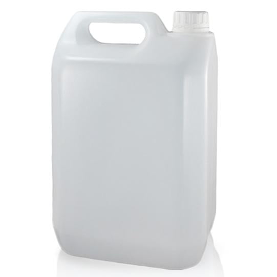 5 Litre Plastic Jerry Can, 5L Water Jerry Can