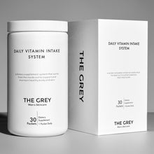 Load image into Gallery viewer, The Grey | Daily Vitamin Intake System