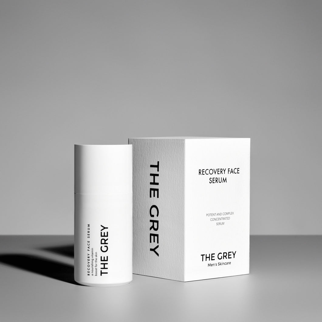 The Grey | Recovery Face Serum