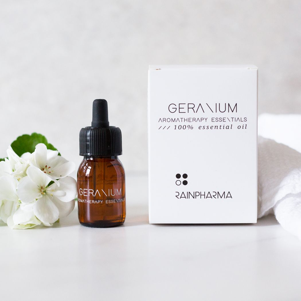 Rainpharma Essential Oils Geranium