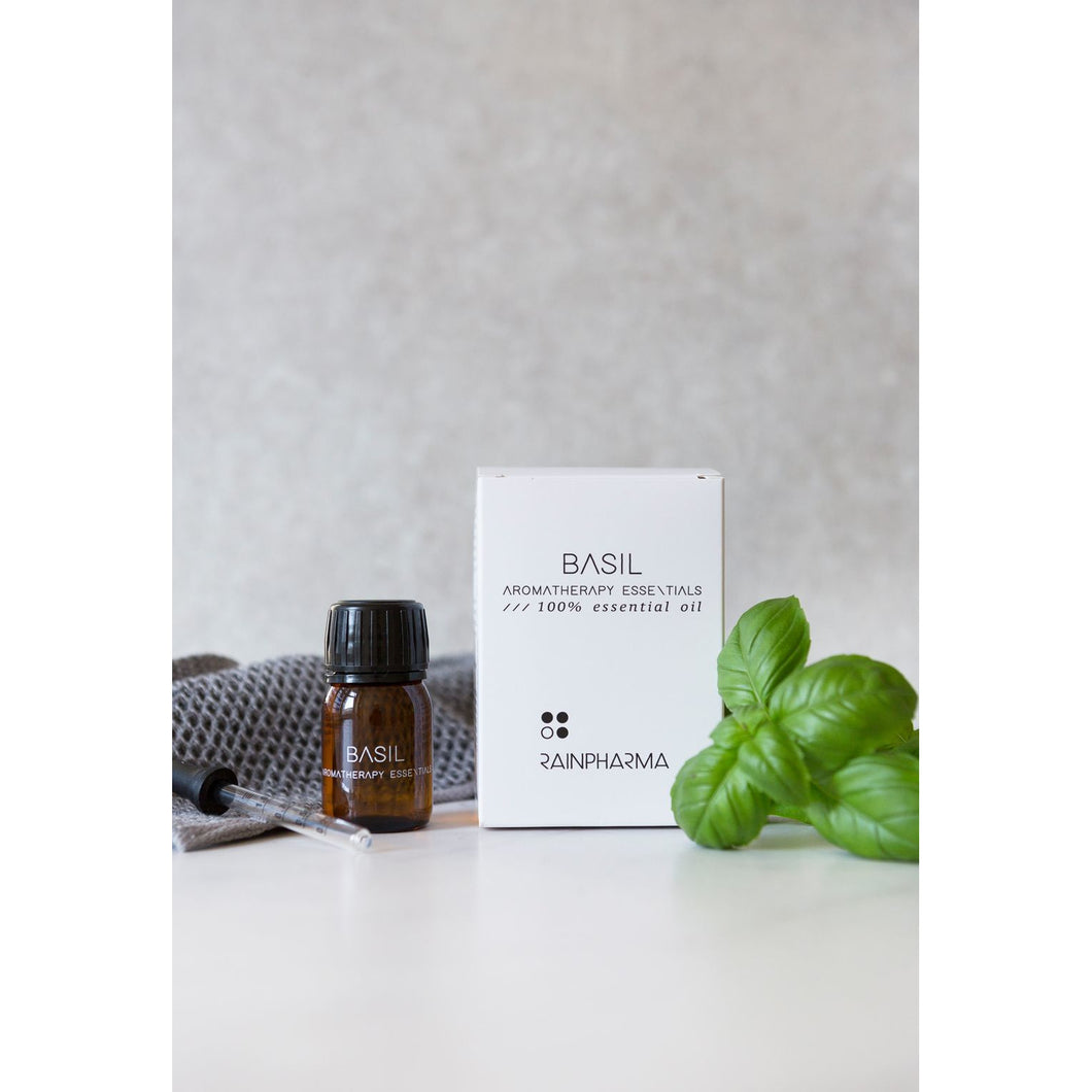 Rainpharma Essential Oils Basil