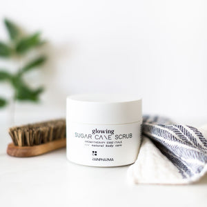 Rainpharma Glowing Sugar Cane Scrub