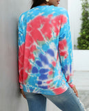 Trendy Tie Dye Pullover (3 Colors)