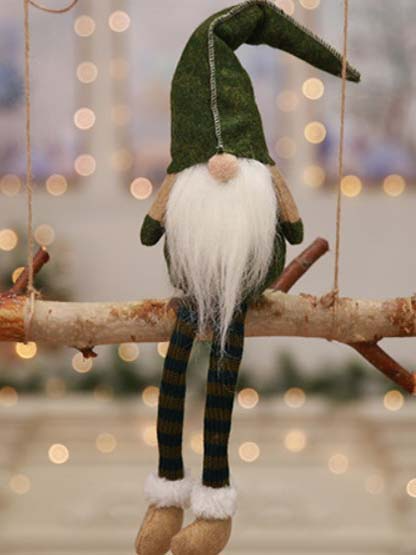 (PROMOTION ENDS)CHRISTMAS SCANDINAVIAN GNOMES DECORATIVE ORNAMENTS