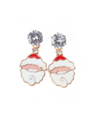 WOMEN'S CHRISTMAS PATTERN EARRINGS