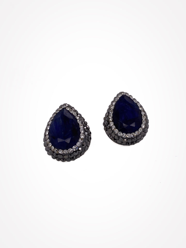 Studdedded Earrings