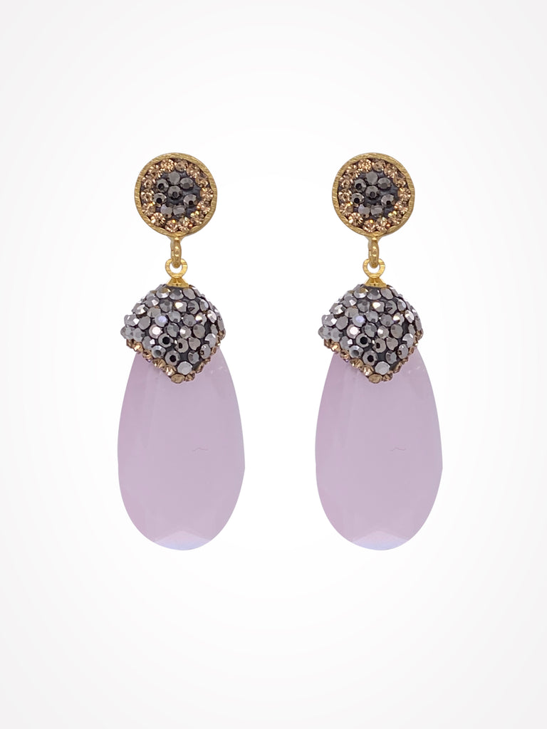 Single Drop Earrings