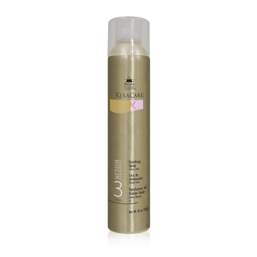 KeraCare Finishing Spray (Medium Hold)