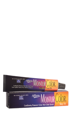 MoisturColor - Conditioning Permanent Creme Hair Color