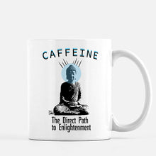 Load image into Gallery viewer, Buddha Coffee Enlightenment Mug