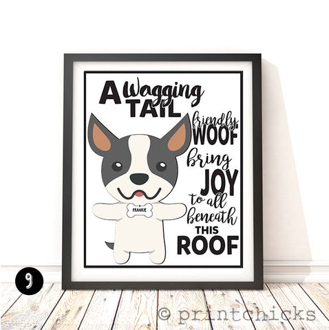 Custom Dog Prints - PrintChicks