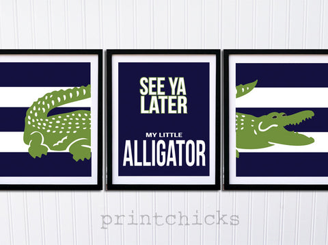 Custom Alligator Print - PrintChicks