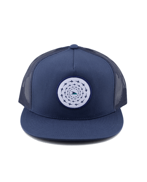 Fish School Hat - Front