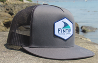 Fintip Logo Hat - Dana Point Rock