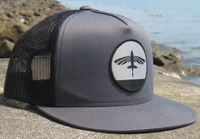 Flying Fish Sunset Hat - Dana Point Rocks