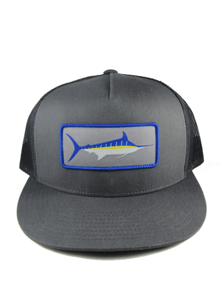 Marlin Stripe Hat - Front