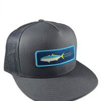 Mossback Missile Hat - Side