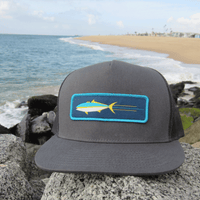 Mossback Missile Hat - Dana Point Rocks