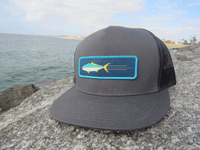 Mossback Missile Hat - Dana Point Rock