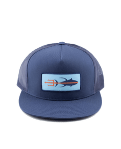 Tuna Trident Hat (high)