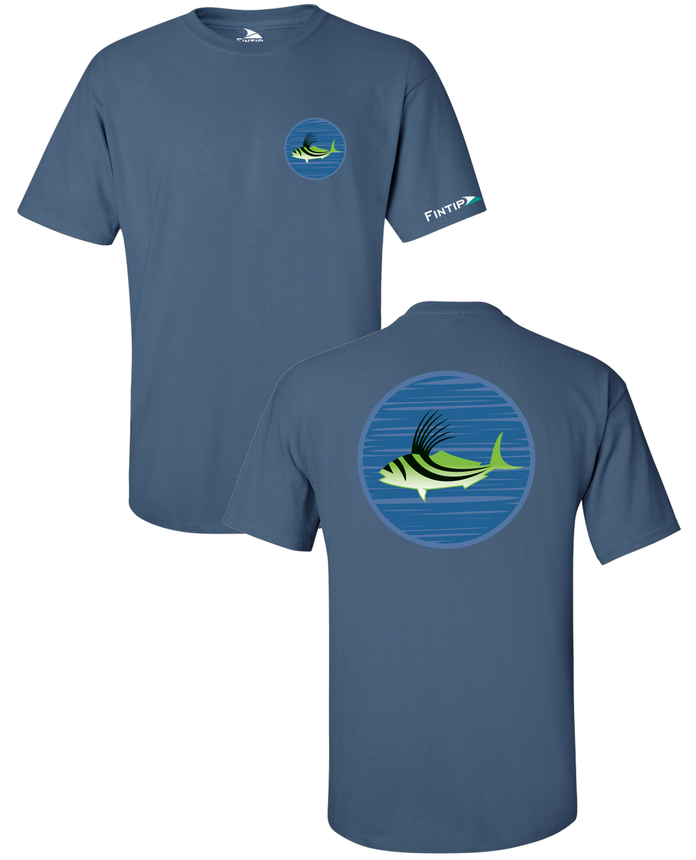Roosterfish Blue Tide T-Shirt