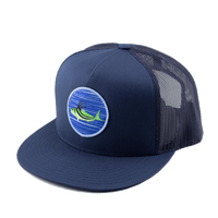 Roosterfish Hat - Side