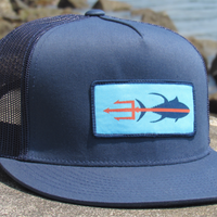 Tuna Trident Hat - Dana Point Rocks