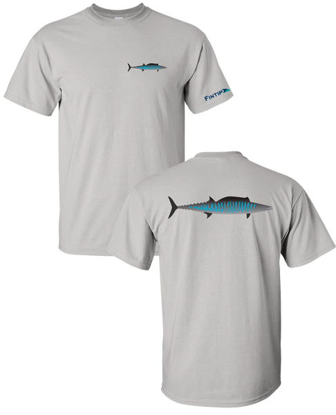 Wahoo T-Shirt - Ice Grey