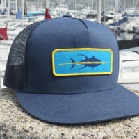 Yellowfin Fishing Hat - Dana Point