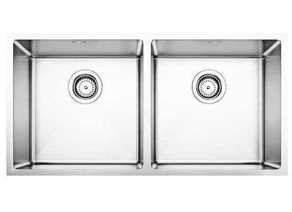 "32"" MODERN DOUBLE BOWL UNDERMOUNT KITCHEN SINK"